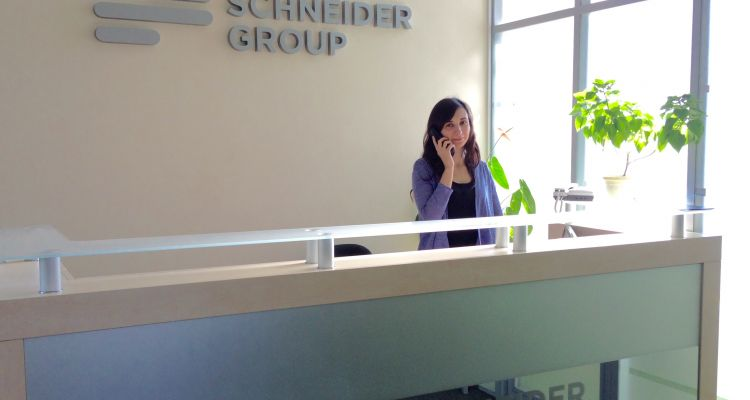 SCHNEIDER GROUP in Kyiv, Reception