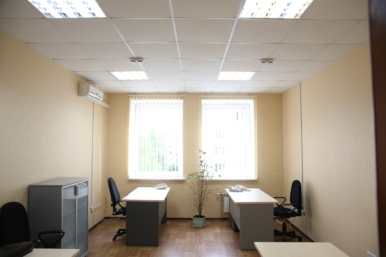 SCHNEIDER GROUP offers furnished office units in Belarus, Minsk